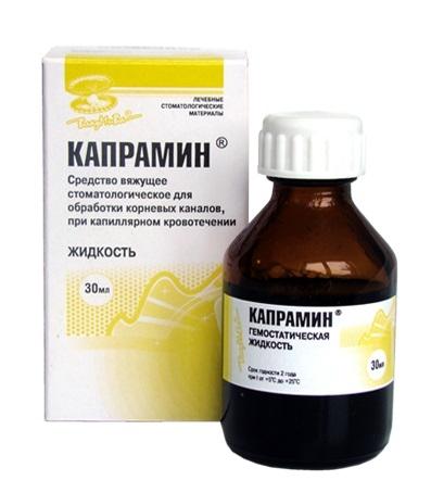 Капрамин /жидкость 30мл